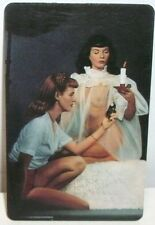 BETTIE PAGE - BETTIE & BUNNY - BUNNY YEAGER - ARGO CITY UNUSED PHONE CARD