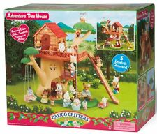 Calico Critters Adventure Tree House Kids Play CC1444 International Playthings