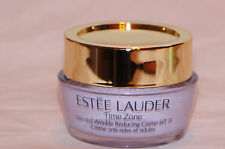Estee Lauder TIME ZONE line wrinkle reducing creme .5 oz Normal combination skin