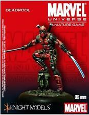 Marvel Universe Miniature Game: Deadpool KST35MV105