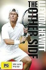 Lleyton Hewitt - The Other Side (DVD, 2005) = ALL REGIONS = SEALED