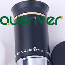 """Celestron Accessory Ultra Wide Angle 66 Degree 6mm Eyepiece Fully Coated 1.25"""""""