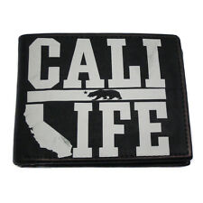 Genuine Leather Wallet Cali Life