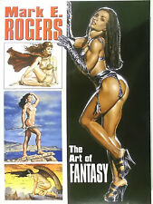 Artbook the art of Mark E. Rogers the art of Fantasy