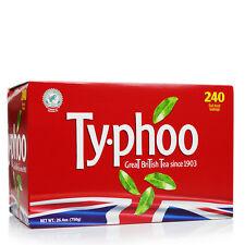 Typhoo Bolsitas De Té 240 Pack 750g