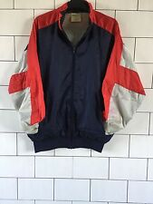 VINTAGE RETRO OLD SCHOOL FESTIVAL 80'S ADIDAS SHELL SUIT JACKET WINDBREAKER #40