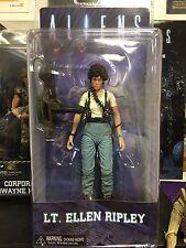 Lt Ellen Ripley Action Figure NECA Aliens Series 5