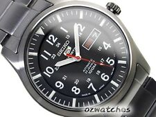 SEIKO 5 SPORTS WATCH AUTOMATIC SNZG17J1 FREE EXPRESS JAPAN MADE SNZG17 MENS wBOX