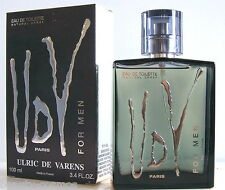 Ulric de Varens  UDV  for Men 100 EDT Spray Neu OVP