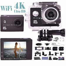 Full HD 1080P Sports Action Camera Waterproof  4K DV Helmet Camcorder As Go Pro