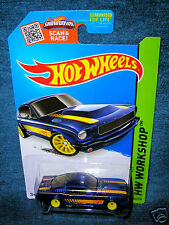 HOT WHEELS WORKSHOP 2015 SUPER TREASURE HUNT 1965 MUSTANG 2+2 FASTBACK HUNTS NEW