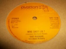 "GARY BURBANK AND BAND MCNALLY "" WHO SHOT J.R. "" 7"" SINGLE VG+ OVATION REC 1980"