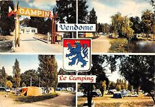BR46976 Vendome differents aspects du camping    France