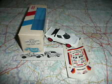 LANCIA Stratos n°2 Total Tour de France 1981 B. Darniche Ancien Transkit SOLIDO