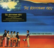 Tonic For The Troops - Boomtown Rats (2005, CD NEU)