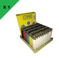 LOT DE 50 BRIQUETS Clipper mini - NEUF -