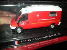 1:57 Del Prado VSAB Peugeot Boxer Picot 2.5D Feuerwehr Frankreich VP
