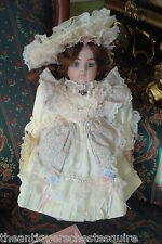 "Cassandra Gorham musical doll, 18"" doll, NIB Limited Edition of 1,000"