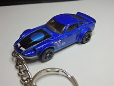 Hot Wheels Nissan Datsun 240Z Fairlady Z Rally Japanese Key Fob Keychain Keyring