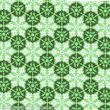 LIMITED ISSUE *Daisy chain -  Mosaic / Green by Amy butler