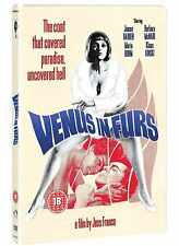 Venus In Furs (James Darran Klaus Kinski Jess Franco) Region 4 New DVD