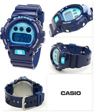 Casio G-Shock Limited Watch DW-6900CC-2DS - Metallic Blue - Great Condition