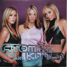 ★☆★ CD Single ATOMIC KITTEN You are - Promo 1-track CARD SLEEVE  ★☆★