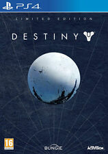Destiny Limited Edition (PS4) , New Free 1st Class Shipping
