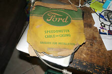 FORD 1950's SPEEDO CABLE ASSEMBLY N.O.S. EOA-17260-A Customline Consul Zephyr???