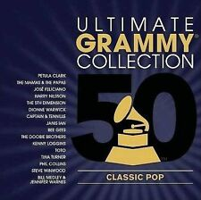 Ultimate Grammy: Classic Pop - Ultimate Grammy Collection Brand New Sealed CD