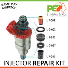 1x New * OEM QUALITY * Fuel Injector Repair Kit For Mazda RX7 FC 1.3L Turbo 13B