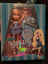 New In Box Bratz Birthday Cloe Doll With Matching Tiara & Necklace For You!!
