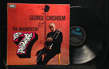 George Chisholm-& The Magnificent 7-Columbia 6195-ENGLAND EMI