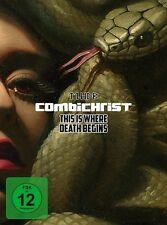 COMBICHRIST This is where Death begins - 3CD + DVD - Digipak (Fan Edition)