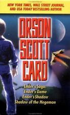 Ender's Saga Boxed Set: Ender's Game, Ender's Shadow, Shadow of the Hegemon