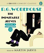 The Inimitable Jeeves, Volume 2 A CSA Word Classic