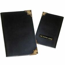 Harry Potter Tom Riddle's Leather Diary Prop Replica - Official Noble Voldermort