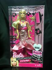 Barbie Fashionistas In the Spotlight in Pink Dress