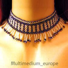 Perlenhalsband im Art Deco Stil Collier Halsband Perlen
