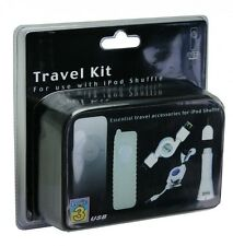 Apple / Mac - Travel Kit for iPod Shuffle (NEW & BOXED)