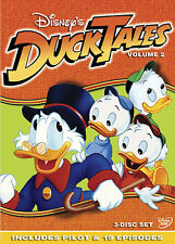 DuckTales, Vol. 2 [3 Discs] (2013, DVD NEUF)3 DISC SET