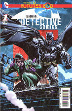 DETECTIVE COMICS Futures End #1 - Standard Cover - New 52 - New Bagged