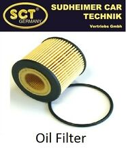SCT Germany Oil Filter for Seat/Skoda/VW