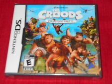 THE CROODS PREHISTORIC PARTY DS FACTORY SEALED!!!  C@@L!!!  MUST L@@K!!!