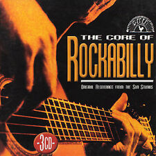 The Core of Rockabilly by Various Artists (CD, Jan-2000, Redx)