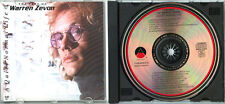 WARREN ZEVON Quite A Normal Life - The Best Of 1986 CD rare oop AMERICANA ROCK