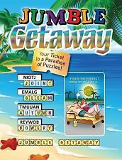 Jumble® Getaway: Your Ticket to a Paradise of Puzzles! (Jumbles®), Tribu