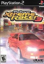 TOKYO XTREME RACER 3 game complete w/ manual for Playstation 2 PS2