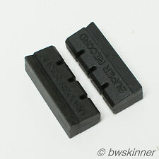 REG (Italy) Super Record Brake Pads / Shoe Inserts. NOS. Campagnolo Compatible.