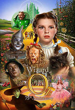 The Wizard of Oz IMAX 3D Movie Poster Print 27x40inch
